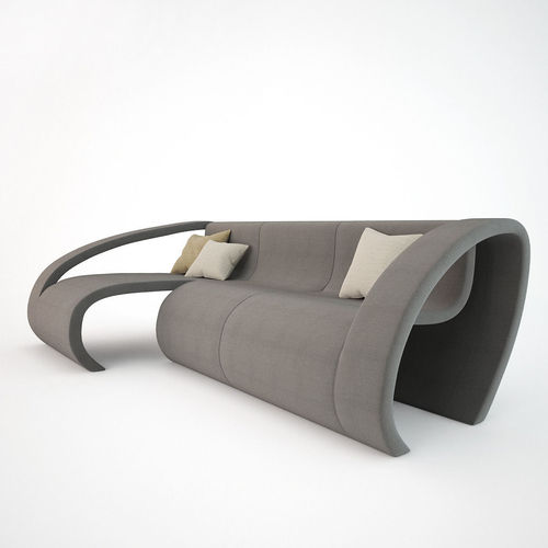 Antidiva Cut Sofa3D model