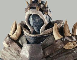 3D model Arctic Armorset