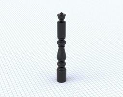Columb 3D print model