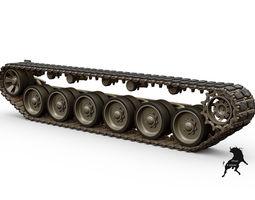 Leclerc  Tracks 3D Model