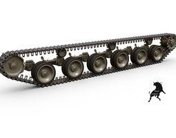 Tunguska   Tracks 3D Model