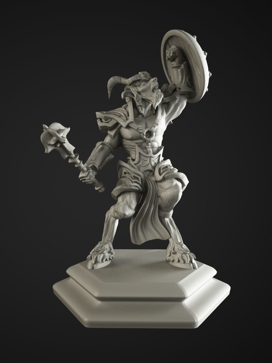 satyr soldier