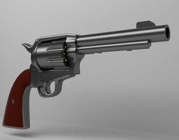 3D printable model COLT FAR WEST TOYS GUN