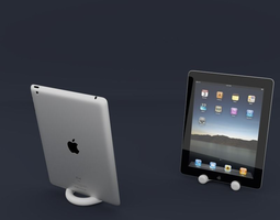 3D printable model Ipad stand