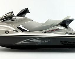 3D Yamaha FX Cruiser SHO