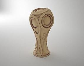 3D print model FIFA Russia 2018 Cup