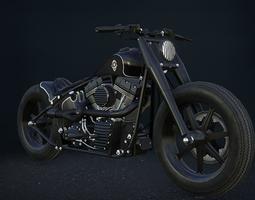3D model Shadow Rocket