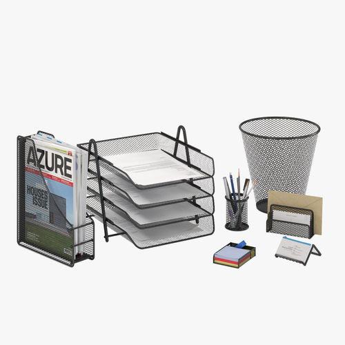 office supplies 3d model max obj mtl mat 1