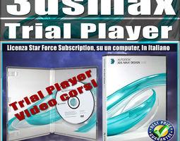 3ds max 2015 Architettura Trial Player Gratuito 3D Model