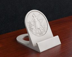 3D printable model Mobile phone Stand