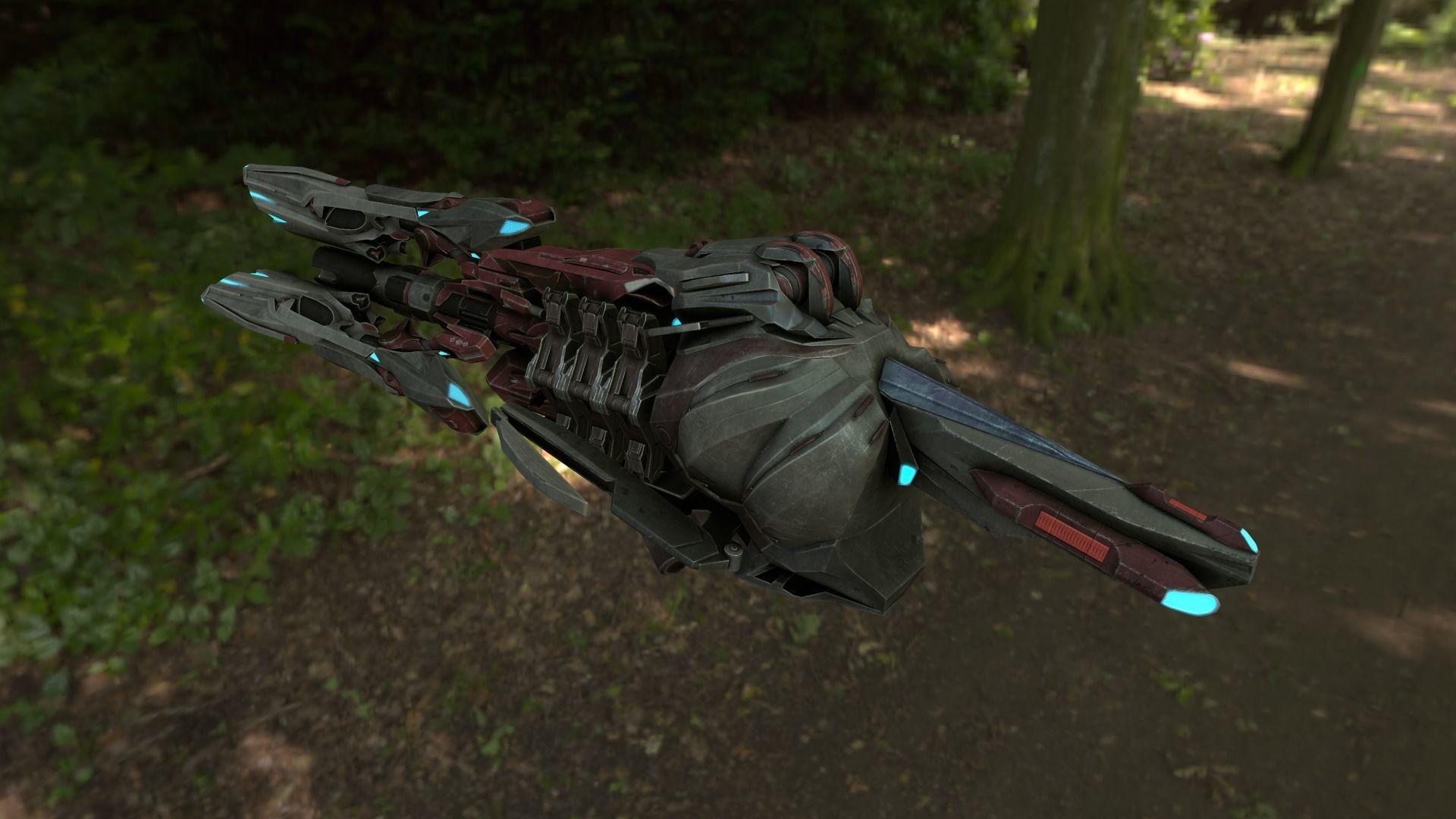 Reaper Gun Concepts