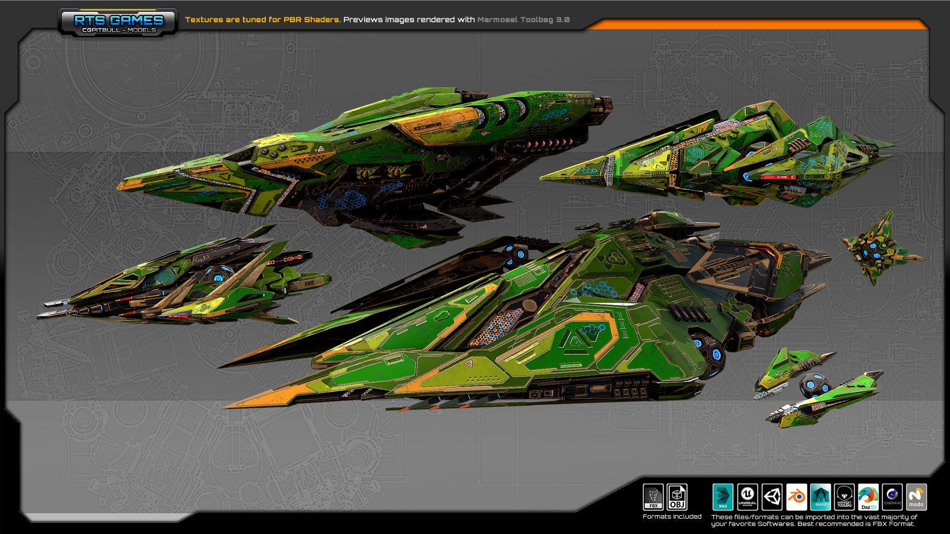 Spaceships Vol-15
