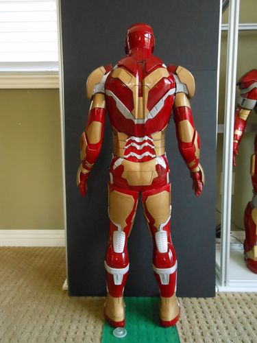 Iron Man Mk42 3d Model 3d Printable Ige Igs Iges