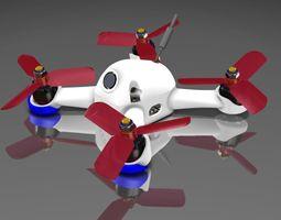 racing 3D135 - Racing quadcopter 135mm