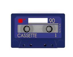 3D Compact cassette PBR 002
