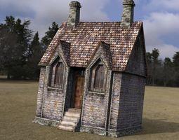 3D model Mariners Chapel for DAZ Studio
