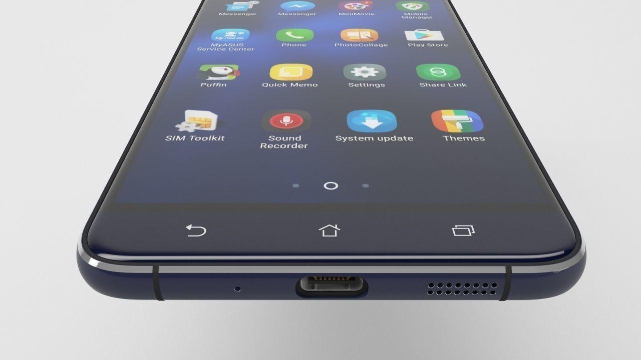 Asus ZenFone 3 - Element 3D | 3D model