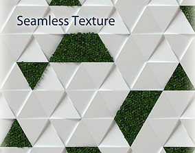 3D wall panel - Seamless Texture