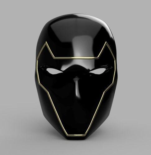 ronin helmet aka hawkeye 3d model stl pdf 1