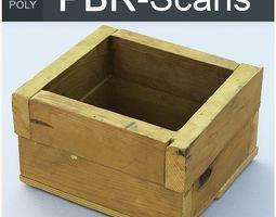 Box High Poly 3D model