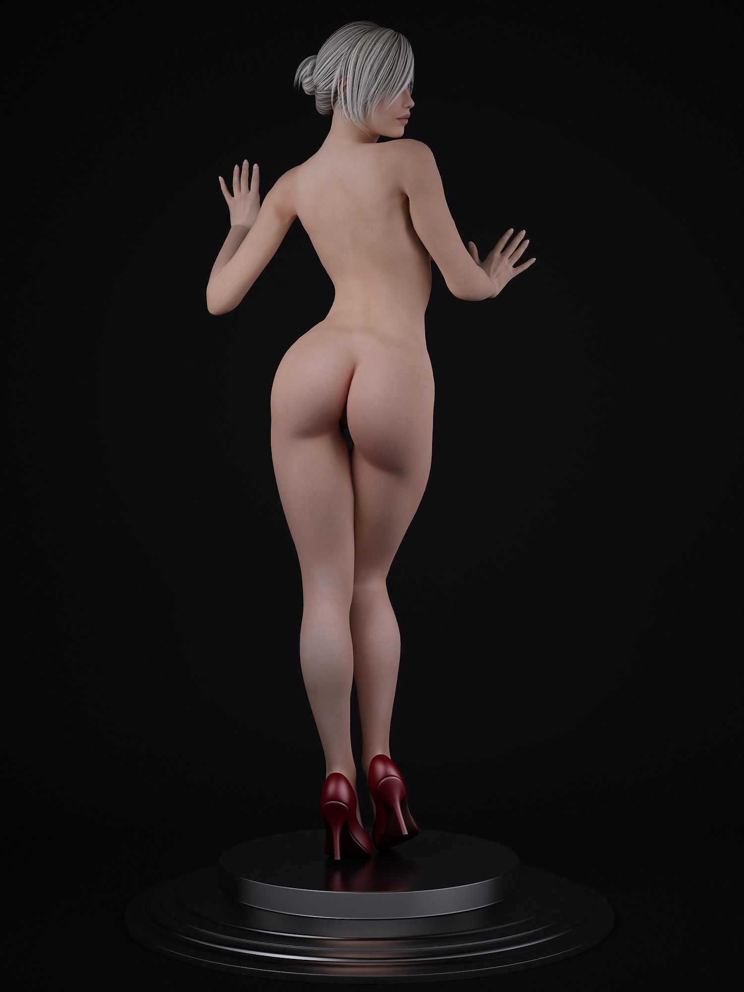 3d nude females xxx video
