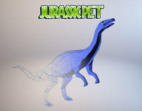 Anchisaurus Polyzelus 3D asset