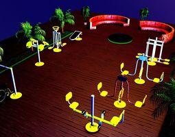 3d sports park