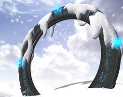 fantasy Stargate 3D