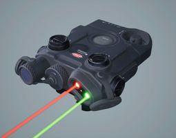 3D asset Weapon Special Attachments