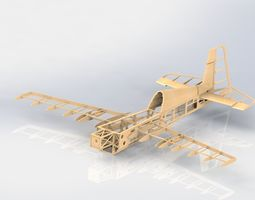Edge 540 3D printable model