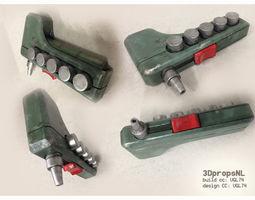Sabines Paintgun 3D print model