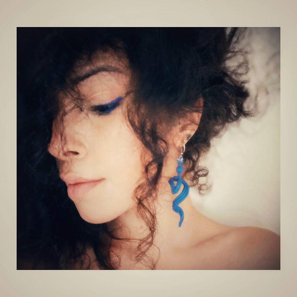 The Vision - design earring