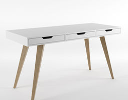 Schreibtisch Soren writing table 3D model