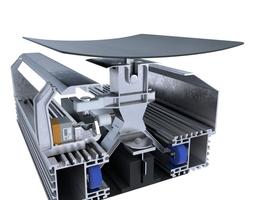 tilt tray 3d model obj 3ds fbx stl blend