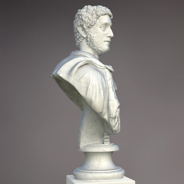 bust of commodus Lucius aurelius commodus antoninus (31 august 161 - 31 december 192) was roman emperor from 180 to 192 he also ruled as co-emperor with his father marcus aurelius from 177 until his father's death in 180 his name changed throughout his reign see changes of name for earlier and later forms.