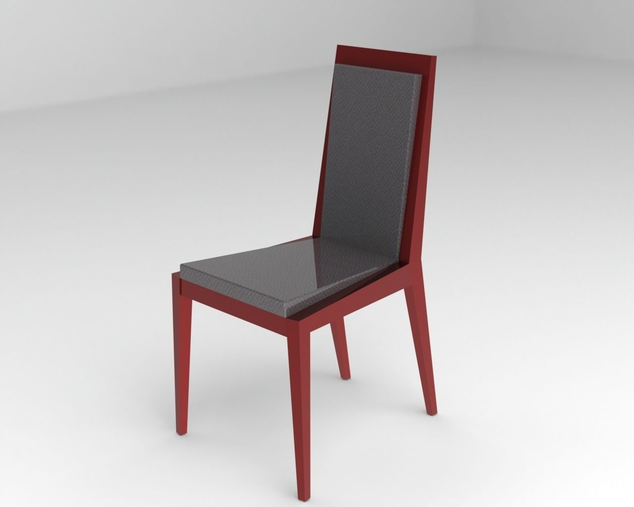Elegant chair free 3d model ige igs iges for New model chair design