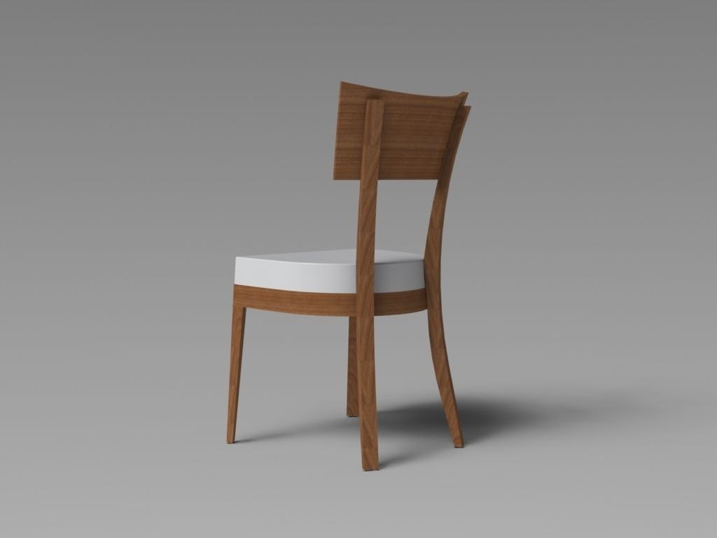 Ariana chair free 3d model ige igs iges for New model chair design