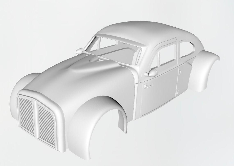 50s fastback