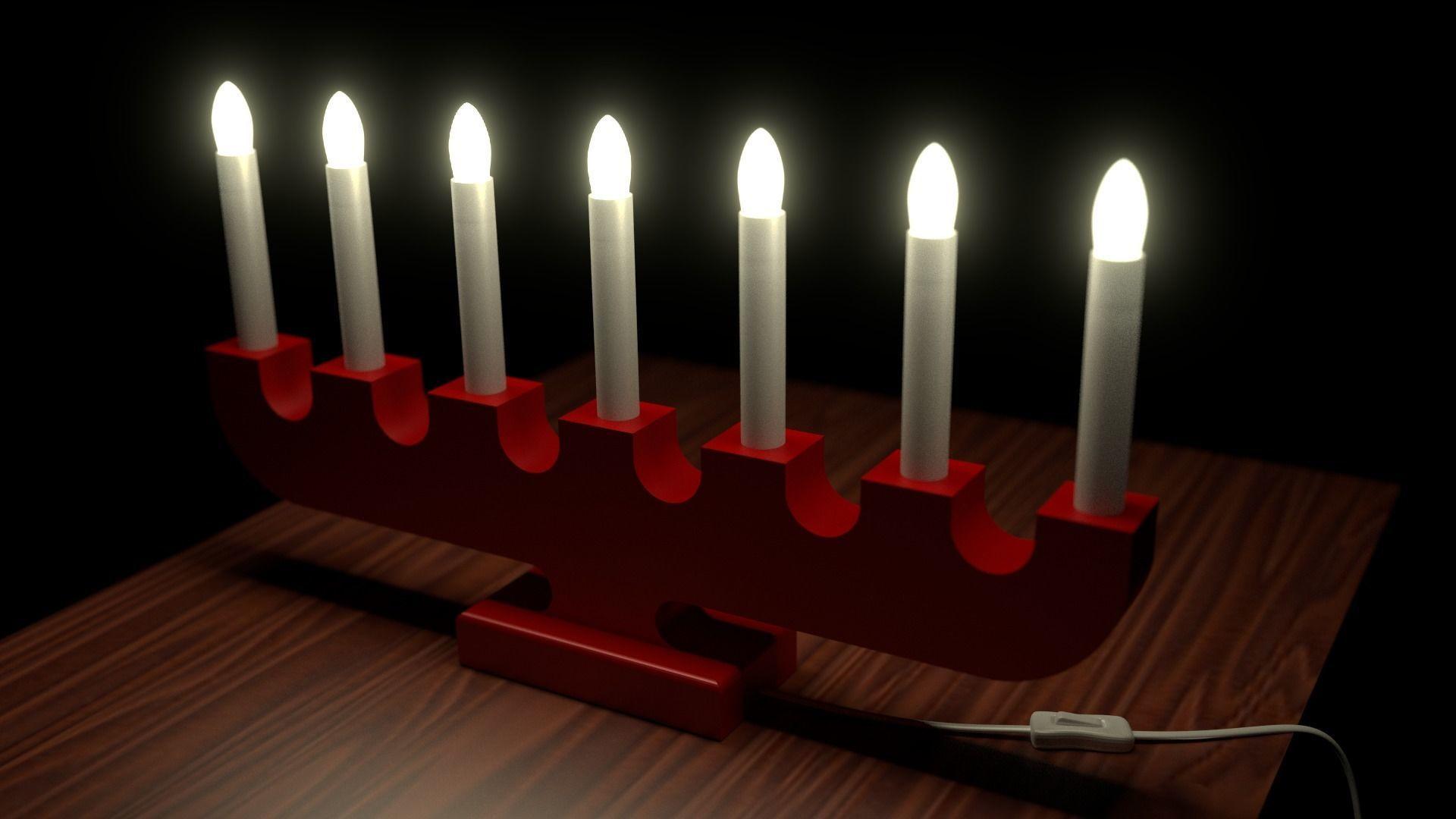 Christmas Advent Lights