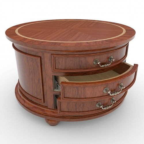 Coffee Table 023D model
