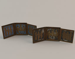 Russian Icons 3D