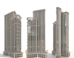3D Residential Tower