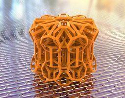 3d print model bro woven cylinder