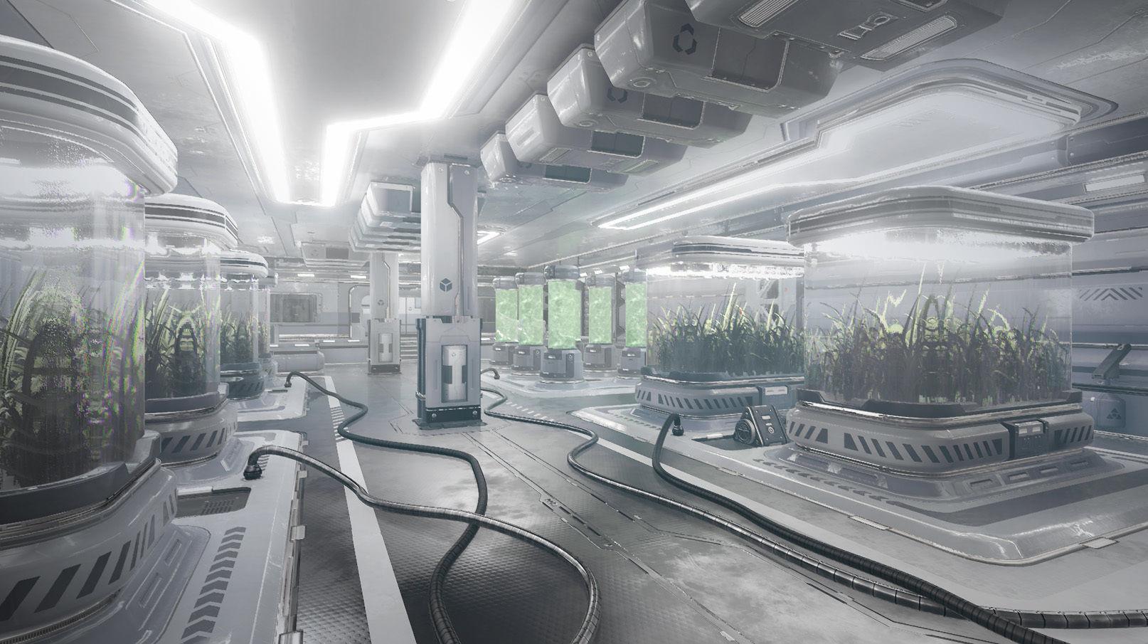 Sci-Fi Facility