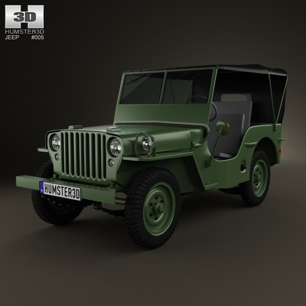 Jeep Willys MB 1941
