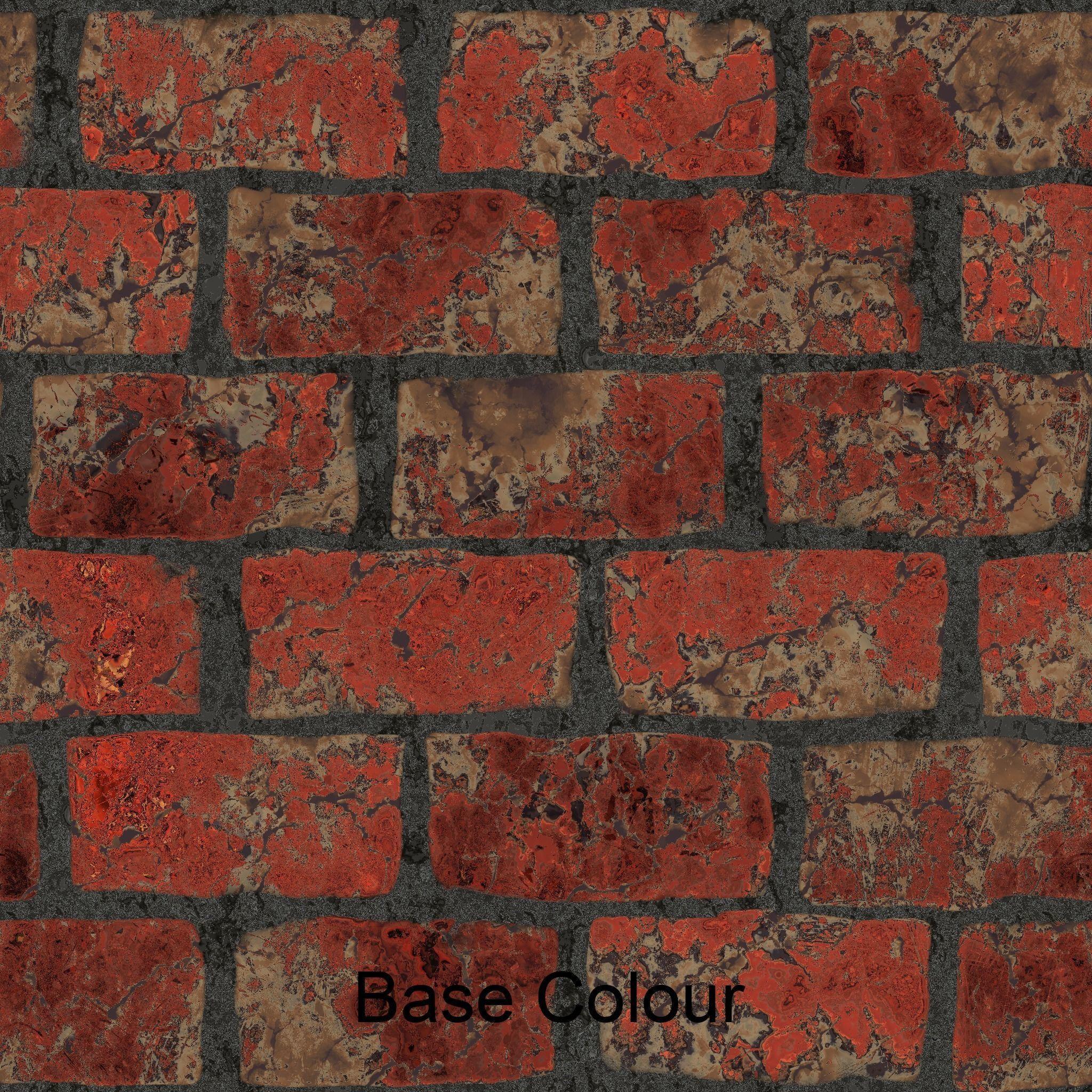Wall Texture 3d Model