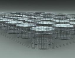 24 Wells Plate 3D
