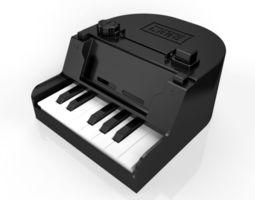 Nintendo labo Piano full and 3D printable model