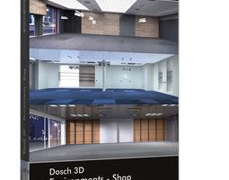 Dosch 3D - Environment - Shop