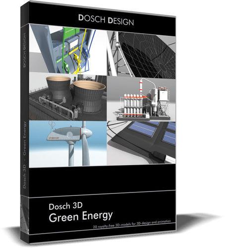 dosch 3d - green energy 3d model max obj mtl 3ds c4d lwo lw lws ma mb 1